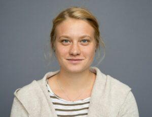 Bildet viser tidligere ettåring Hanna Maria.