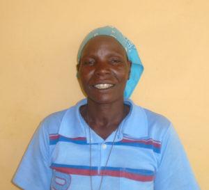Bildet viser en etiopisk kvinne