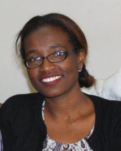 Ung etiopisk dame (portrett)