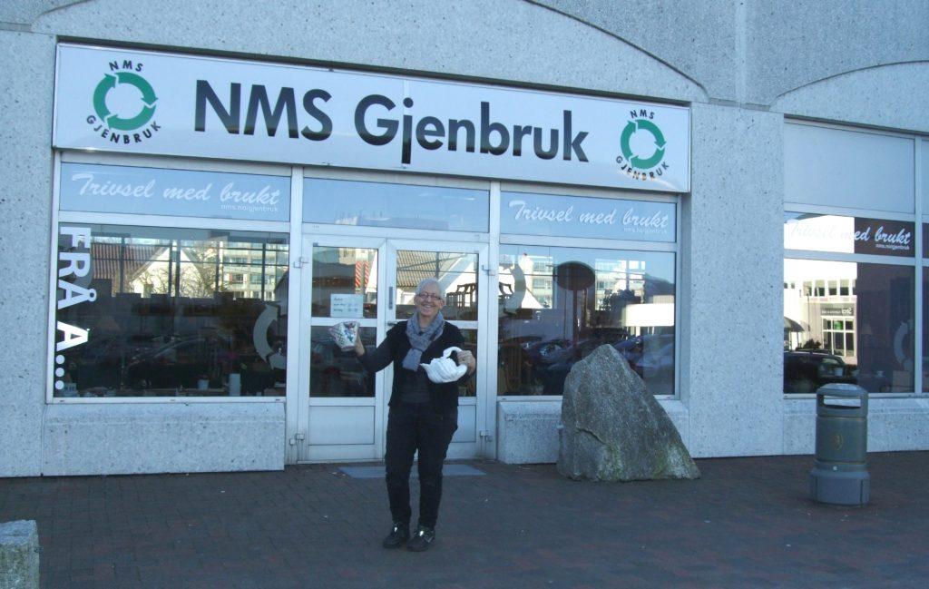 NMS Gjenbruk Stavanger fasade