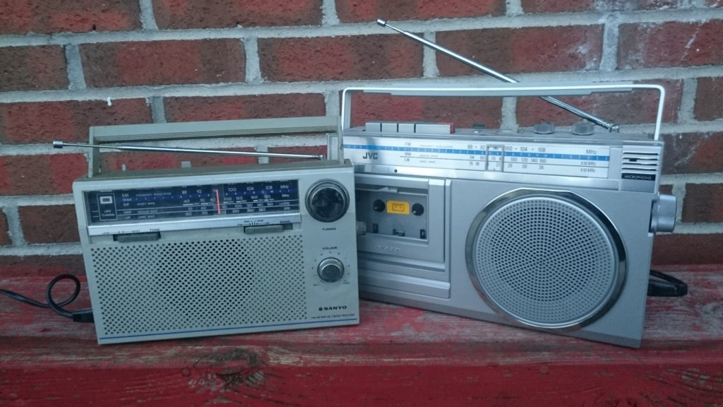 Denne typen radioer står høyt på ønskelisten.