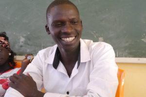 Ung mann fra Etiopia