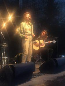 Det ble også en ekstrakonsert med Trine Rein på lørdag