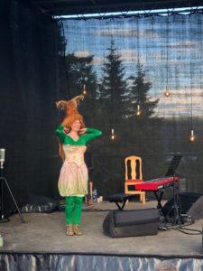 En fantastisk torsdagskveld med Mari Maurstad og Peer Gynt